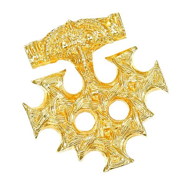 Anhänger 585 / 8,20gr Gelbgold Hiddenseeschmuck Detailbild #1