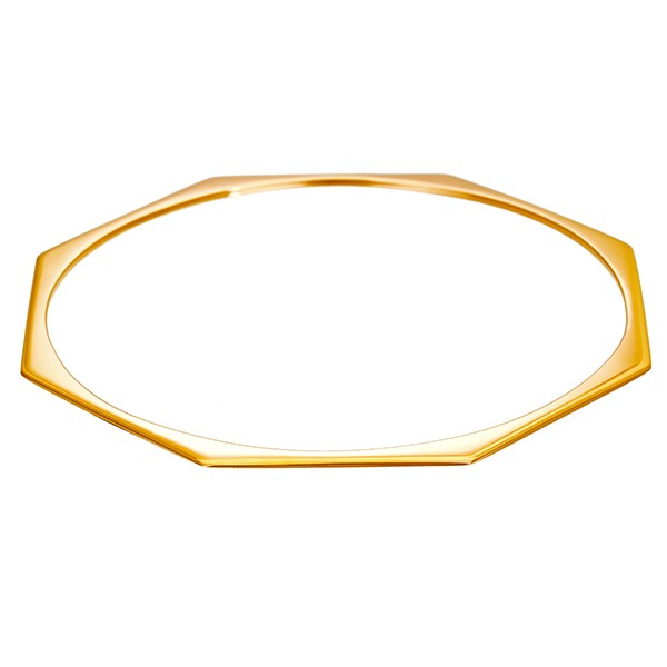 Armreif 750 / 10,60gr Rotgold Detailbild #1