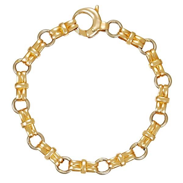 Armband 585 / 23,00gr Gelbgold L 21 cm Detailbild #1