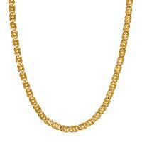 Kette 916 / 13,60gr Gelbgold L 49 cm Detailbild #1