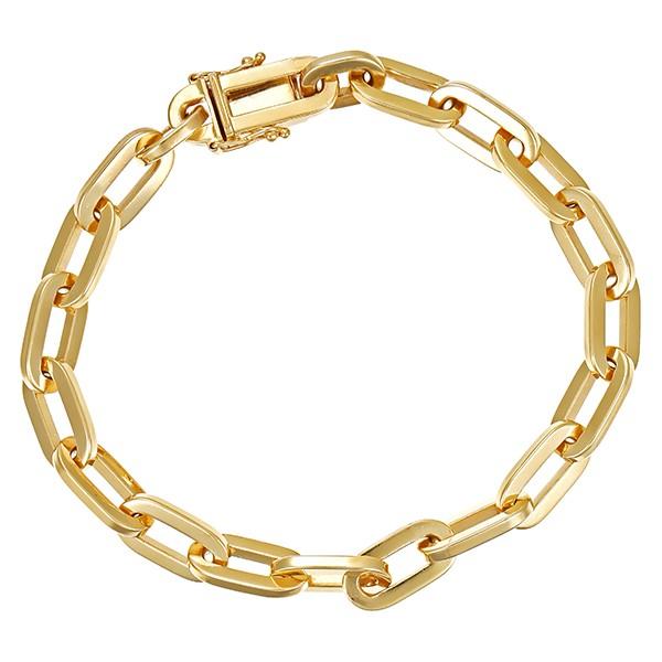 Armband 585 / 30,20gr Gelbgold L 20 cm Anker- Detailbild #1