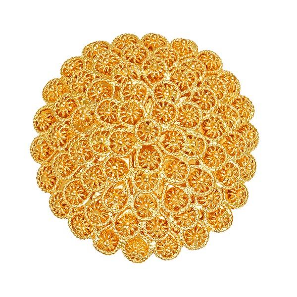 Anhänger 875 / 15,00gr Gelbgold Detailbild #1