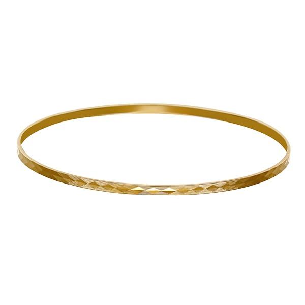 Armreif 585 / 5,60gr Gelbgold Detailbild #1