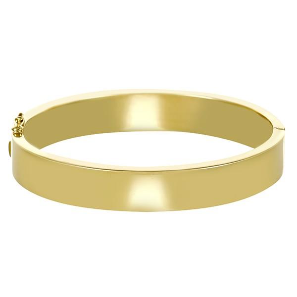 Armreif 585 / 30,70gr Gelbgold gefüllt Detailbild #1