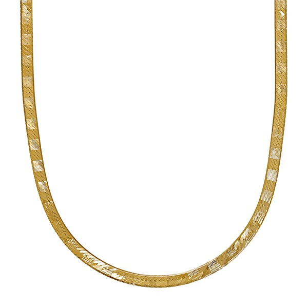 Collierkette 750 / 8,10gr Gelbgold L 41,0 cm Detailbild #1