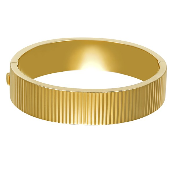 Armreif 585 / 56,20gr Gelbgold Fremdzertifikat und Box Detailbild #1